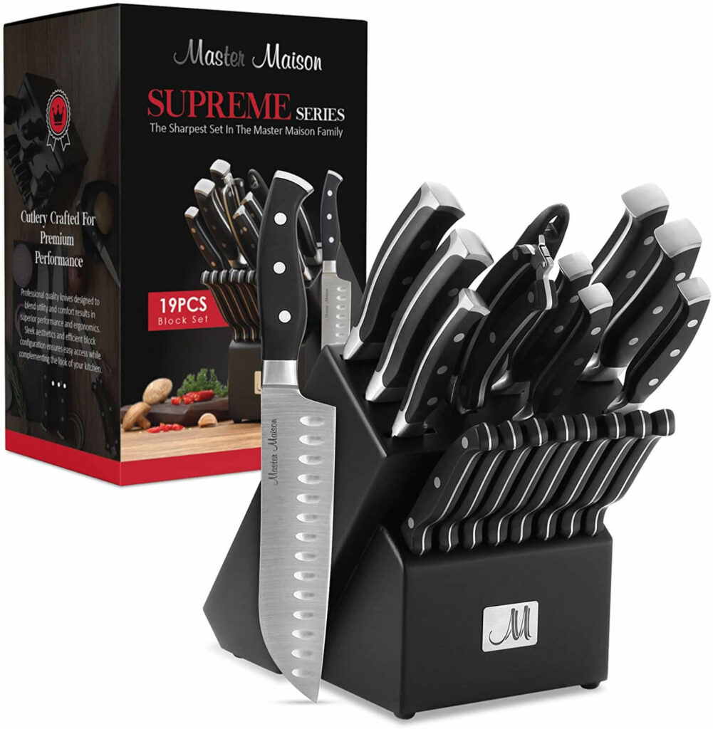 Master Maison knife set