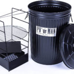 The Original Po Man Charcoal Grill