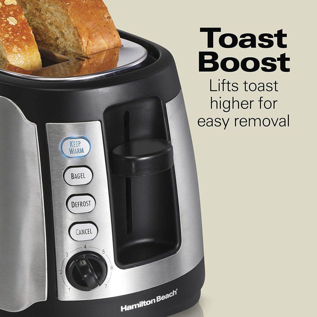 hamilton toaster