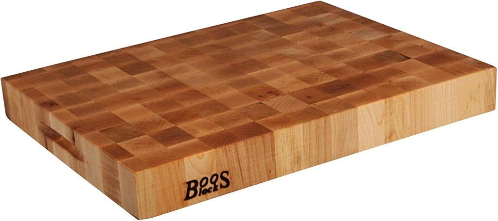 John Boos Block Maple Wood