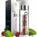 Infusion Pro Premium Fruit Water Bottle Infuser