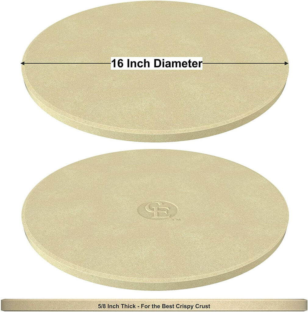 Pizza Stone With Thermarite