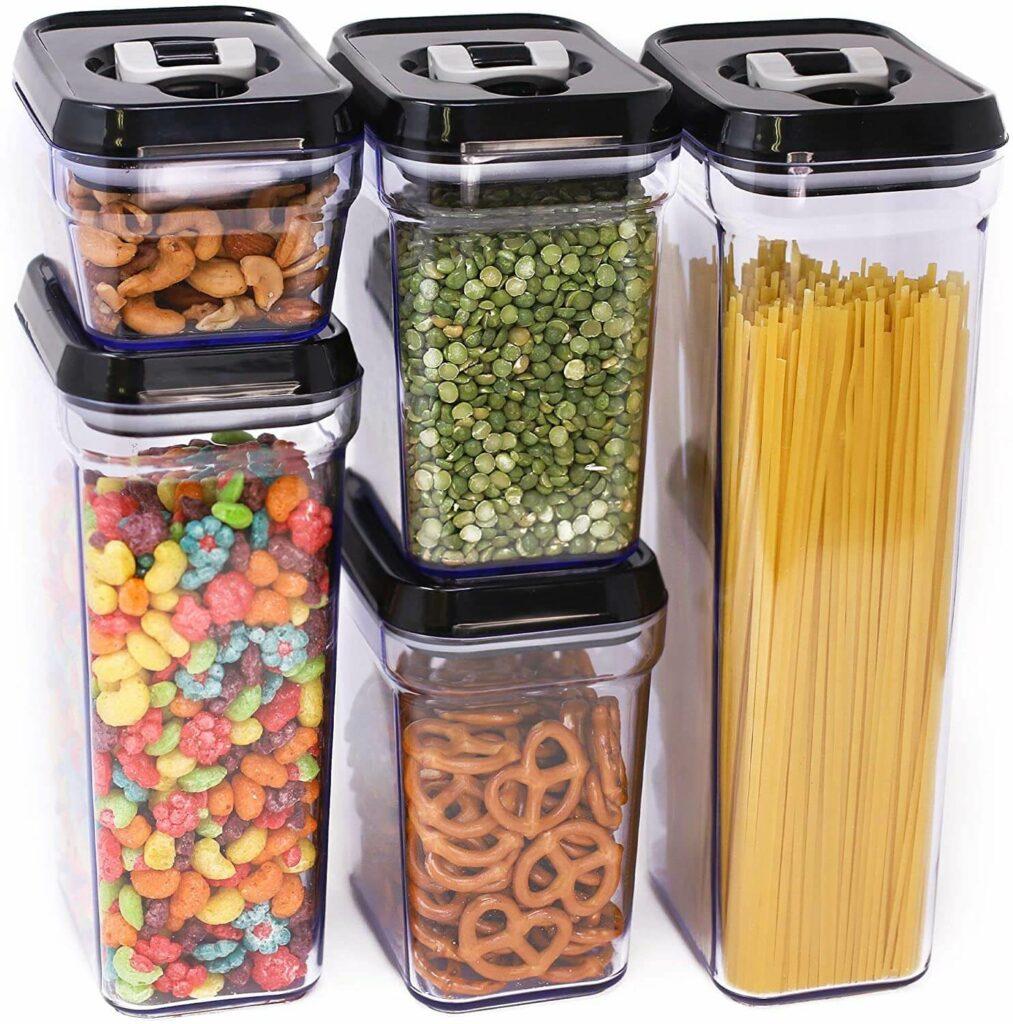 Zeppoli Air-Tight Food Storage Container Set