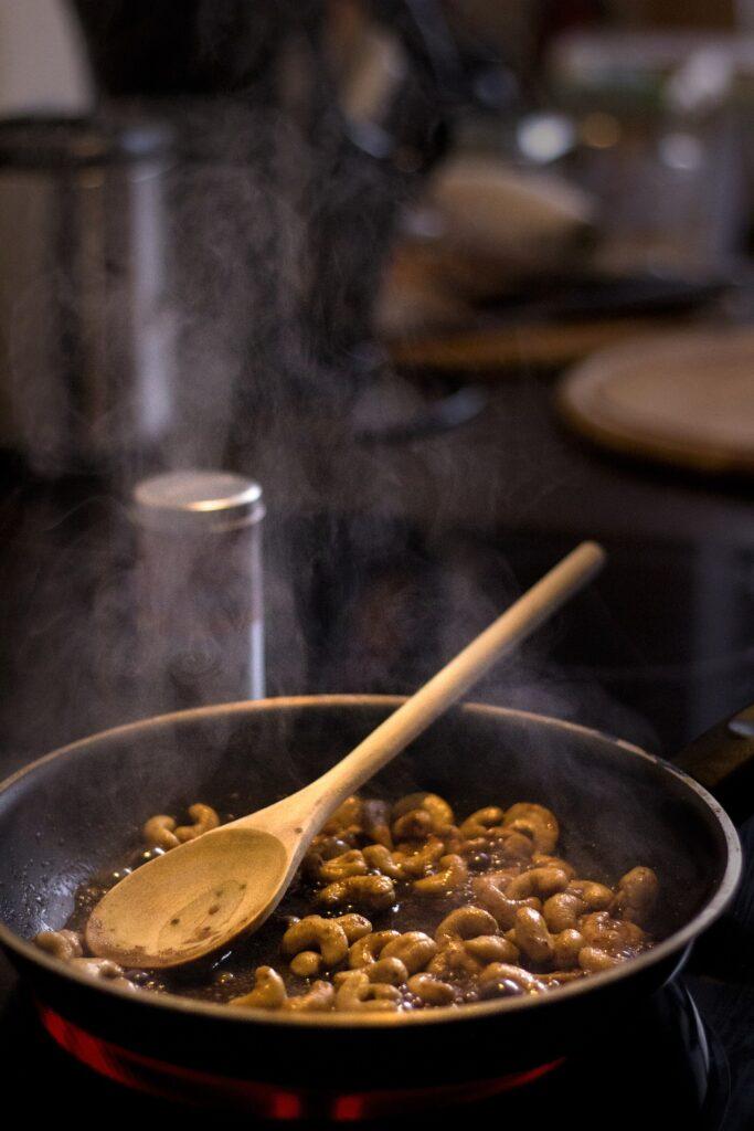 roasted cashew nut recipes